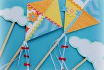 Boys Party ideas / Ideias para a festinha do meu filhote / by Barbara Passos Oggioni