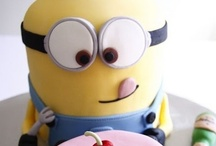 minions cake i would like to try