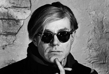Andy Warhol / my inspiration artist of me