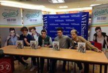 September 28th - Book signing in Birmingham
