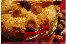 ΧΡΙΣΤΟΥΓΕΝΝΙΑΤΙΚΑ ΦΑΓΗΤΑ / Χριστουγεννιάτικα Φαγητά απο ΒΑΣΙΛΟΠΙΤΑ ΚΕΙΚ ΑΠΛΗ