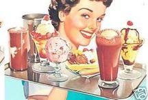 diner menu's  / thinking ahead