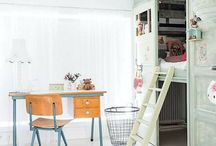 GIRLS ROOM / Kinderkamers