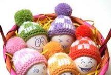 Knitting & crochet: Easter