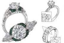 Romance Vintage Engagement Rings / Timeless Vintage Designs By Romance