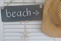 BEACH / Strandsfeer