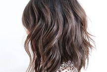 Cortes e Cores / Inspirações de cabelos