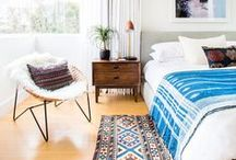 bohemian chic   interiors / playful, textured, patterned interior spaces to delight and inspire