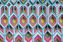 color + pattern   inspiration