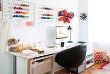 Design Studio     Bolé Road Textiles / A glimpse into our workspace and creative process.