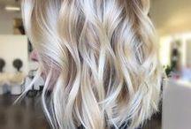 Hairstyles / Stylish hair, stylish girl!