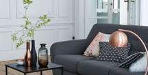 Salas / Estar ficar... / inspirações de tapetes, sofas quadros...tudo sobre decor de uma sala linda e aconchegante