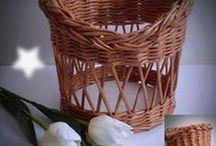 TVOŘENÍ - postupy / papírové pletení