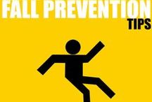 Fall prevention / Tips and products to reduce falls for those who are elderly or disabled.