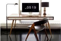 work space / interiors | space | home decor | trim
