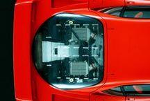 The last Ferrari