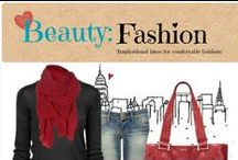 Beauty: Fashion / Inspirational ideas for that comfortable, everyday fashion.  / by Denyse {Glitter Glue & Paint}