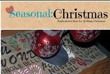 Seasonal: Christmas / Inspirational Ideas for all things Christmas.