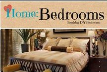 Home: Bedrooms / Inspiring Bedrooms with inspirational DIY and decor.  / by Denyse {Glitter Glue & Paint}