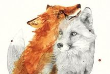 Illustrations + Graphics / by Beatrix de Bruin