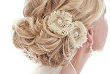 wedding hair / by Robyn Bedsaul