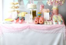 dessert table / by Robyn Bedsaul