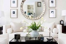 living room inspiration / by Robyn Bedsaul
