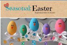 Seasonal: Easter / Inspiring ideas for Easter