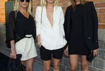 a la mode / ode to victoria beckham polish x Kim K black is the new black x 90s minimalism 2.016