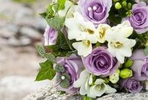 Purple Wedding Inspiration / Ideas from our purple wedding inspiration gallery x