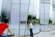 Voyeuristic Architecture / keywords: architecture | glass | voyeur | voyeurism | observation + watching + viewing structures / by Dejan Jovanovski