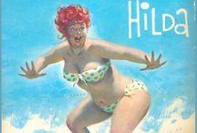 ~ Duane Bryers -  Hilda  ~ / by D I N Y ➕
