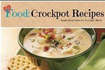 Food: Crock Pot Meals / Delicious crock pot meals for those quick family dinners.  / by Denyse {Glitter Glue & Paint}