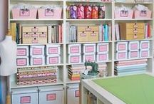 Decorate Sewing Room / by Kelly Benefield