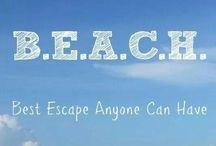 ~ Summer~Zomer ~Beach~Strand ~ / by D I N Y ➕