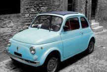 ~ Fiat 500 ~ / by D I N Y ➕