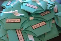 Tiffany & Co. (Tiffany Blue) Baby Shower by Lala Kares Theme Parties in Portland, OR / Tiffany & Co. Baby Shower Theme....because all girls love Tiffany! / by Karen Cruse