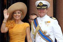 ~ the Royal family~Koninklijk huis  ~ / royals, dutch etc.  / by D I N Y ➕