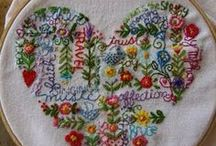 Embroidery / by Mary Schwandt