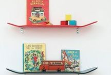 Kid Rooms / by Jessica Bouwsma