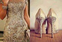 Glittering Wedding Ideas