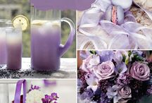 Wedding Colour Themes & Inspirations / Colors and themes to inspire your own creativity
