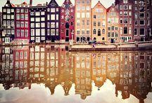~ amsterdam ~ / by D I N Y ➕