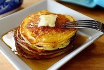 Pancakes! / Some of the best (and most luscious-looking) pancake recipes! / by Ree Drummond | The Pioneer Woman