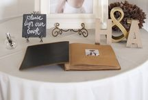 Guestbooks and Card Holders / Not just books any more