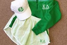 Kappa Delta (& Other Greek Things) / by Morgan Lewis