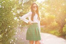 Pencil Skirts and Midi Skirts / Pencil and full circle skirts