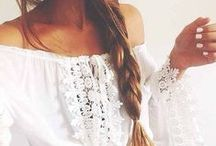 Summer Fashion / Fashion and style for summer