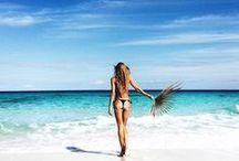 Swimwear / Inspiration for a bikini body as well as a collection of beautiful swimwear.