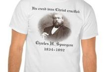 Faithful Fashions for Men / Reformed clothing for the repentant sinner saved by God's free and sovereign grace.